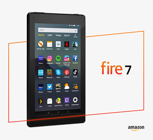 Promo Amazon Fire 7