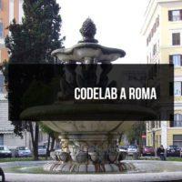 CODE Lab a Roma