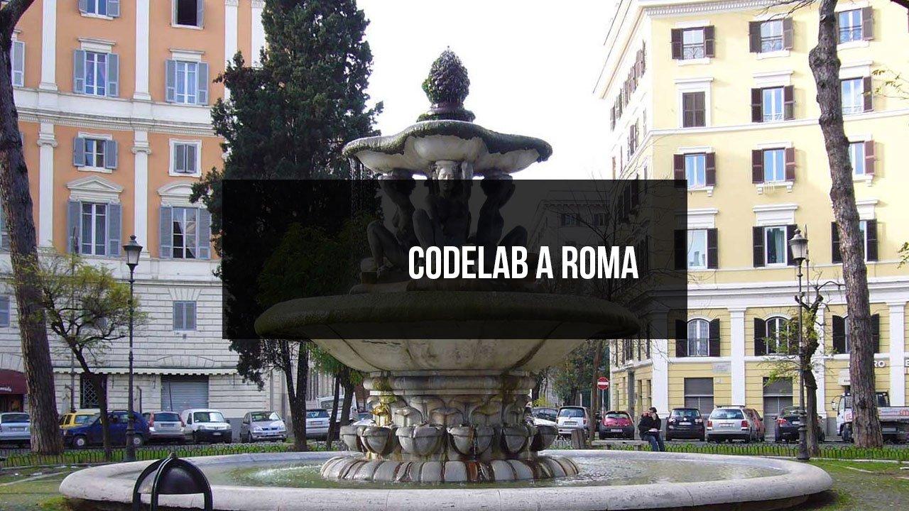 codelab roma