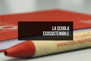 La scuola ecosostenbile