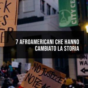 Black lives matter: afroamericani che hanno cambiato la storia